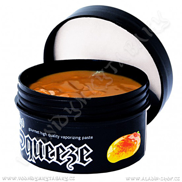 Hookah Squeeze vaporizační pasta 050 g Mango