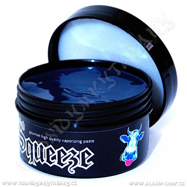 Hookah Squeeze vaporizační pasta 050 g Borůvka s mátou