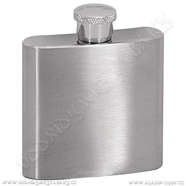 Kapesní ocelová nerezová lahev AT385 70 ml