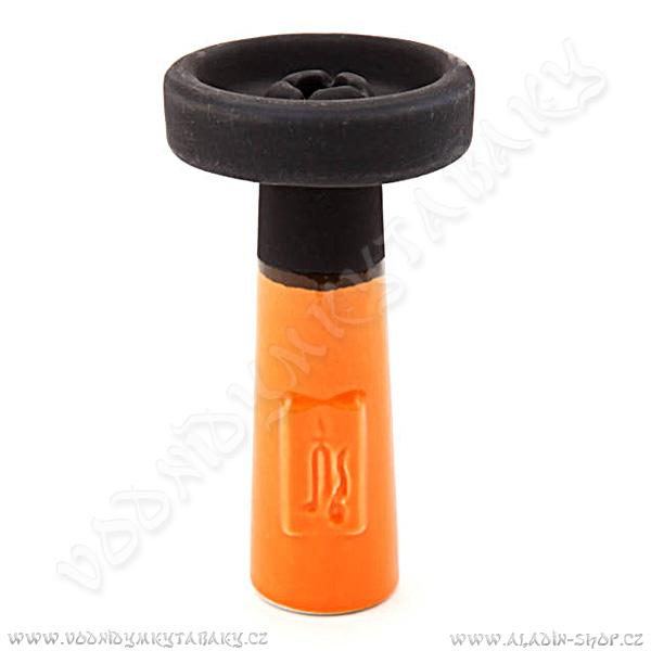 Korunka pro vodní dýmky AS Hammer Phunnel oranžová