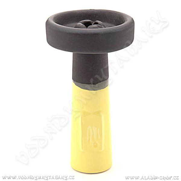 Korunka pro vodní dýmky AS Hammer Phunnel žlutá