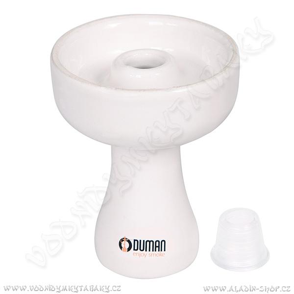 Korunka pro vodní dýmky Oduman Funnel bílá