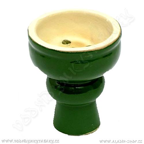 Korunka pro vodní dýmky Aladin Sultana zelená