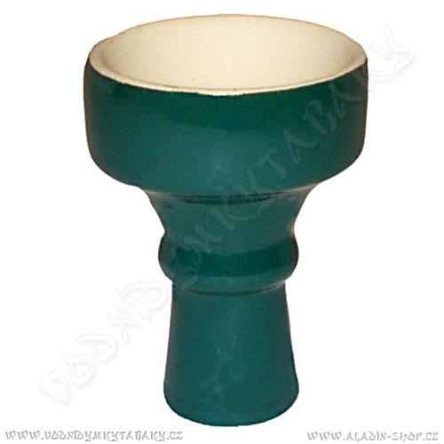 Korunka pro vodní dýmky Amela zelená