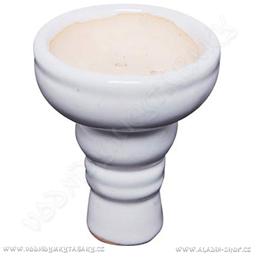 Korunka pro vodní dýmky Karnag bílá velká