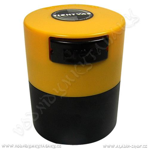 Krabička TightVac 7,5cm / 0,12l Solid žlutá
