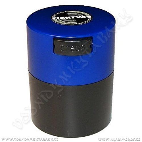 Krabička TightVac 7,5cm / 0,12l Solid modrá