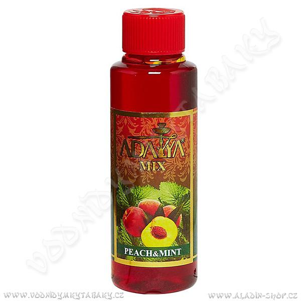 Melasa Adalya Peach & Mint 170 ml