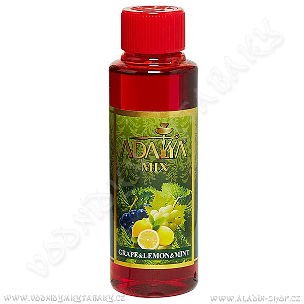 Melasa Adalya Grape & Lemon & Mint 170 ml