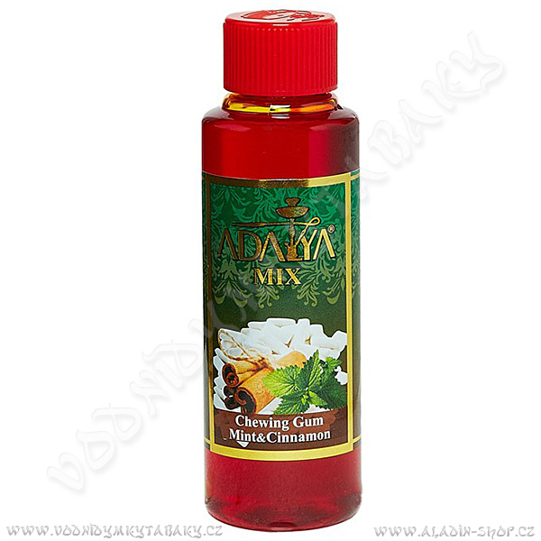 Melasa Adalya Chewing Gum Mint & Cinnamon 170 ml