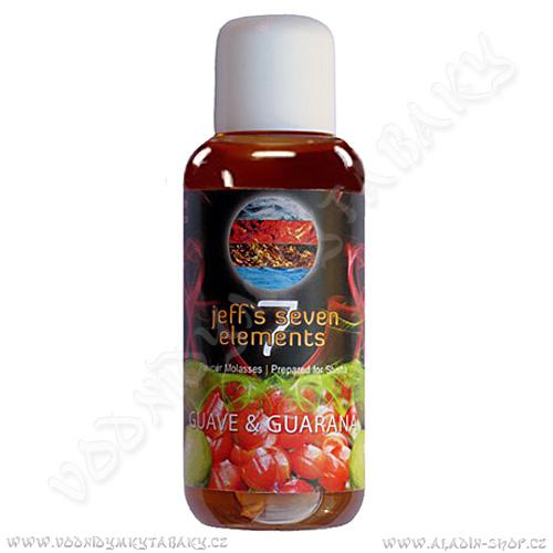 Melasa Jeff's 7 Elements Guava - Guarana 100 ml