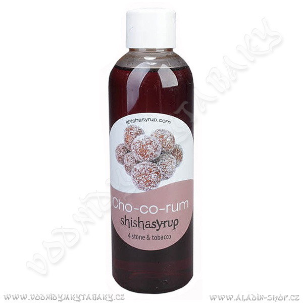 Melasa ShishaSyrup Cho-co-rum 100 ml