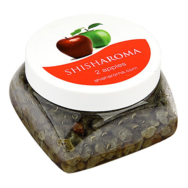 Minerální kamínky Shisharoma Dvě jablka 120 g