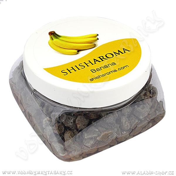 Minerální kamínky Shisharoma Banán 120 g