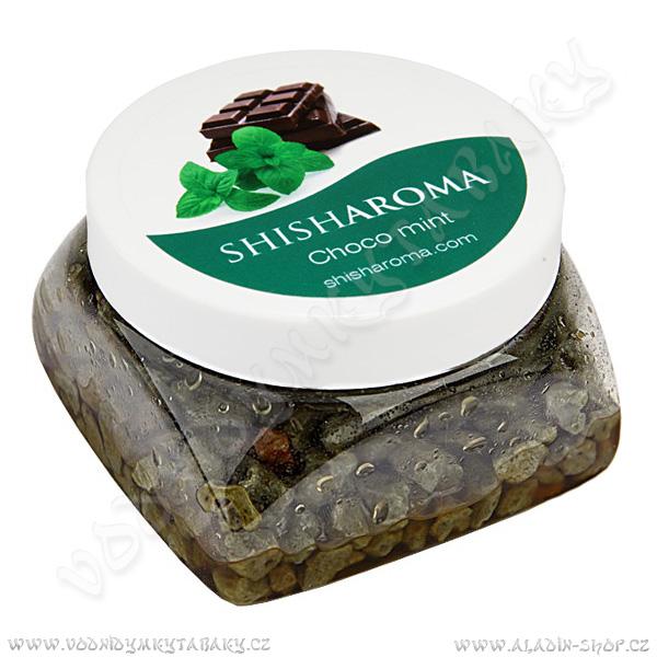 Minerální kamínky Shisharoma Čokoláda s mátou 120 g