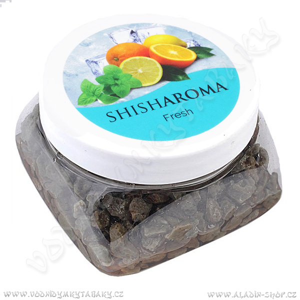Minerální kamínky Shisharoma Fresh 120 g