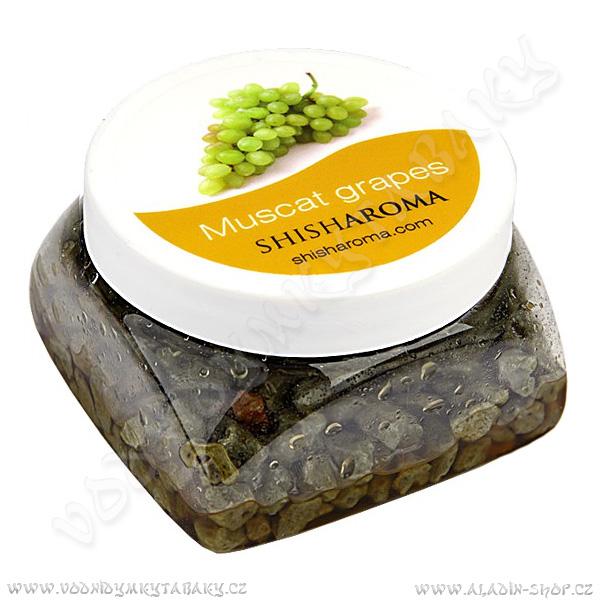 Minerální kamínky Shisharoma Hrozen - odrůda muškát 120 g