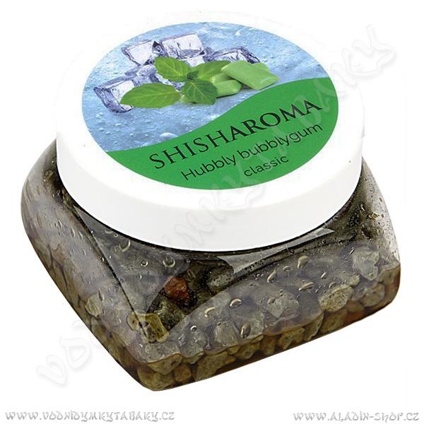 Minerální kamínky Shisharoma Hubbly bubblygum classic 120 g