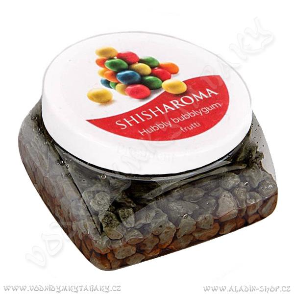 Minerální kamínky Shisharoma Hubbly bubblygum frutti 120 g