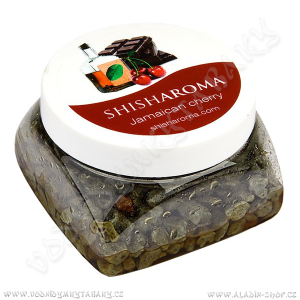 Minerální kamínky Shisharoma Jamajská třešeň 120 g