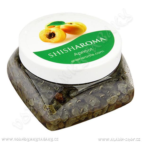 Minerální kamínky Shisharoma Meruňka 120 g