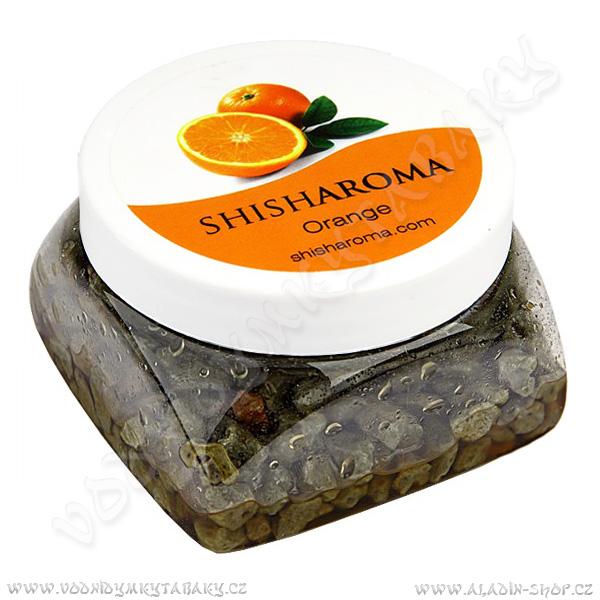 Minerální kamínky Shisharoma Pomeranč 120 g