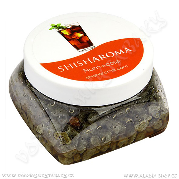 Minerální kamínky Shisharoma Rum s colou 120 g