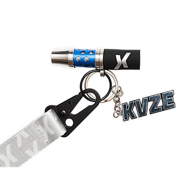 Náustek na krk KVZE Studio Grid Tip - Cobalt
