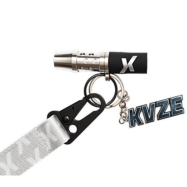 Náustek na krk KVZE Studio Grid Tip - Sterling