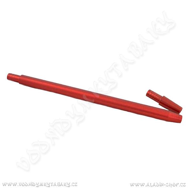 Náustek Aladin Classic s adaptérem červená pro silikonové hadice