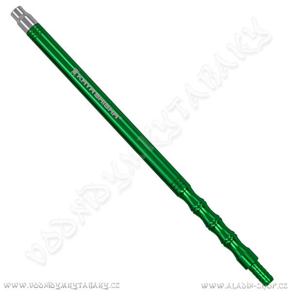 Náustek Kaya Alugrip pro silikonové hadice zelená