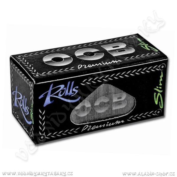 Cigaretové papírky OCB Premium Rolls