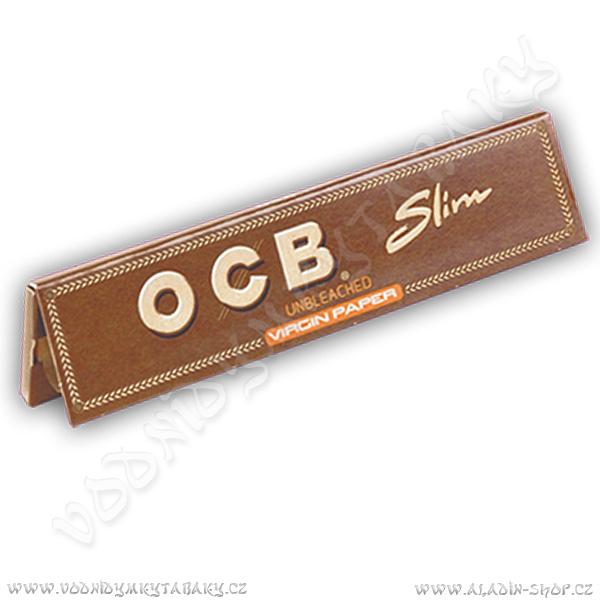 Cigaretové papírky OCB Virgin Slim KS
