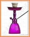 Vodní dýmka KING Gooza 23 cm růžová opál