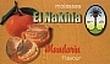 Tabák do vodní dýmky Mandarinka Nakhla 50g