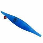 Chladící náustek Ice Bazooka AMY Deluxe modrý