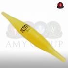 Chladící náustek Ice Bazooka AMY Deluxe žlutý