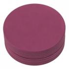 Drtička hliníková CNC 5 cm fialová 2-díly