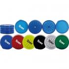 Drtička plastová AT101 ∅6 cm 4-dílná různé barvy
