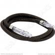 Hadice pro vodní dýmky Remo 863 150 cm hnědá