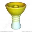 Korunka pro vodní dýmky Kaya Bayram žlutá