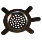 Kovové sítko na korunku pro vodní dýmky 5,5 cm