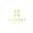 Tabák Element Air Granat Halls 200 g