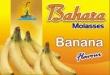 Tabák do vodní dýmky Banán Bahara 50g