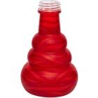 Váza pro vodní dýmky Aladin Lagos 24 cm červená