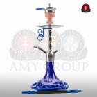 Vodní dýmka AMY Little Hammer SS10 - blue