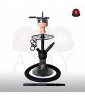 Vodní dýmka AMY Alu Jewel S 071-03 black powder black