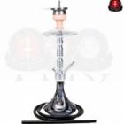 Vodní dýmka AMY Alu Sierra S 073-02 - alu black