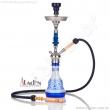 Vodní dýmka Aladin Persia 64 cm modrá