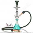 Vodní dýmka Aladin Tree 47 cm zelená